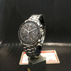 OMEGA Speedmaster Reduced Men's Chronograph 3 reg. with paper