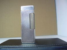 Silver plated Dunhill lighter