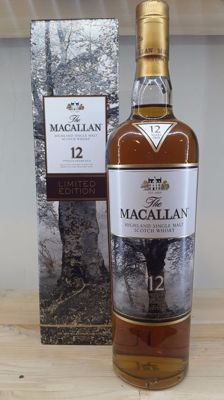 Macallan 12 sherry  Limited Edition