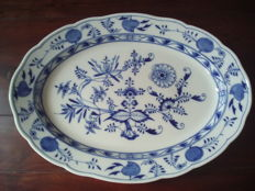 Meissen - 49cm  very rare serving plate