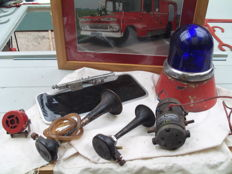 Parts Chevrolet Fire Truck Apache 40