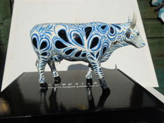 Cow Parade - Cowparade - Cow Bella - Large - Resin.