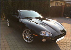 Jaguar - XKR - 100 Series - 2002