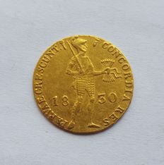 Netherlands/Russia (?) - Ducat 1830 Saint Petersburg (?) - gold