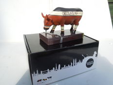 Cow Parade - Cowparade - Chocoholic- Medium - Resin