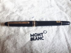Montblanc Meisterstück 145 fountain pen - 14 ct. gold nib (M) - New and unused