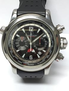 Jaeger LeCoultre Master Compressor Extreme World Chronograph – Men's Wristwatch – 2009