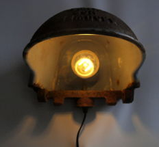Industrial vintage wall light, second half of the 20th century, Netherlands,