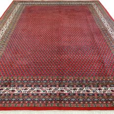 Mir – 311 x 254 cm – large, oriental carpet in wonderful, virtually unused condition – with certificate