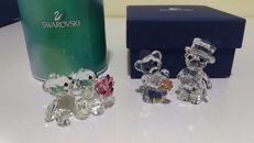 Swarovski - Kris Bear - In Love &  I would like - Bear