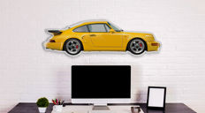 Halmo Collection Porsche 964 Turbo S plexiglass model