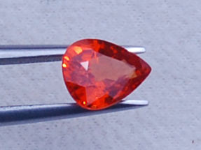 Spessartite garnet - 1.92 ct