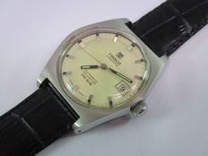 Tissot 'Automatic Visodate Seastar' – Gents wristwatch c.1970s'