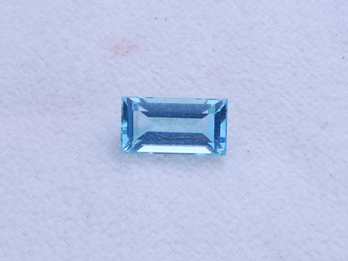 Aquamarine - Blue - 2.71 cts