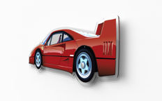 Halmo Collection Ferrari F40 plexiglass model
