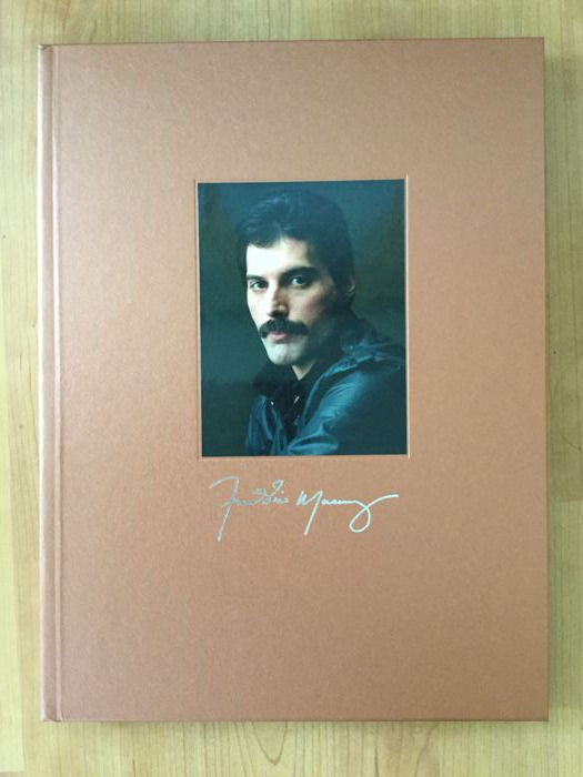 Freddie Mercury The Solo Collection