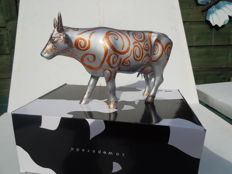 Cow Parade - Cowparade - Metallicow. large - Resin