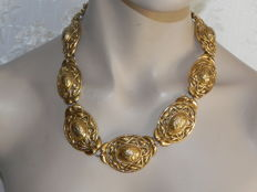 Yves Saint Laurent – XXL  necklace, vintage