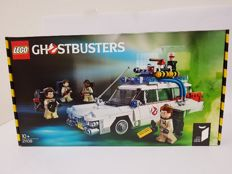 Lego Ideas - 21108- Ghostbusters ECTO-1