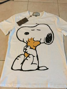 Gucci – Snoopy T-Shirt by Alessandro Michele