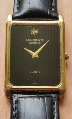 Raymond Weil Tank Dress Watch – Wristwatch