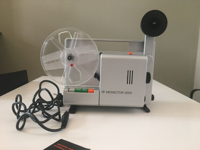 Film projector, Agfa Movector 2000