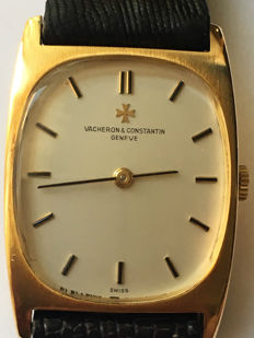 Vacheron Constantin gold men's watch –1970s/80s