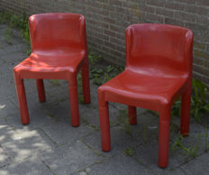 Carlo Bartoli Two chairs 4875