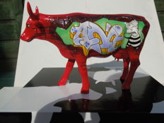 Cow Parade - Cowparade - Banlanquita. large - Resin
