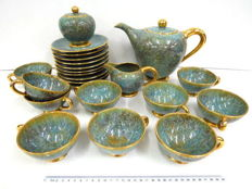 "Vintage ceramic tea set from ""ceramics Umbra"""