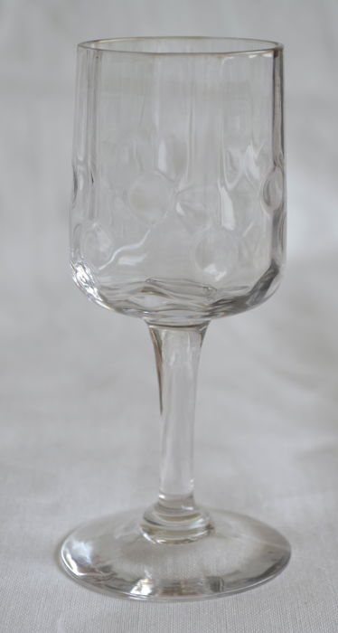 Meyr's Nephew (presumably) - Jugendstil wine glass