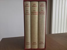 Folio Society; J.R.R. Tolkien - The Lord of the Rings trilogy - 3 volumes - 1991