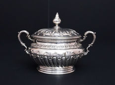 Sugar bowl, Koch & Bergfeld, Germany, beg. XX c.