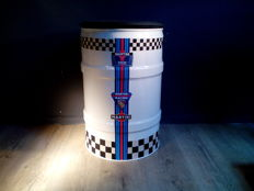 Porsche / Martini - Racing - Barrel / seat - Metal