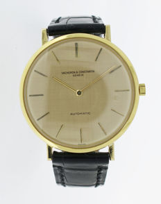 Vacheron Constantin Classic  Automatic 18k Gold - Men's watch - 1990's