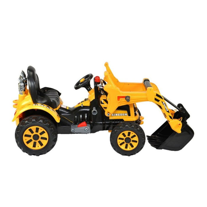 ELECTRIC EXCAVATOR FOR CHILDREN