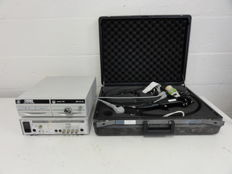 Karl Stolz endoscope, case with accessories