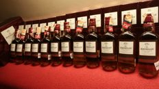 12x 5cl - Macallan Whisky Maker's Edition Miniatures