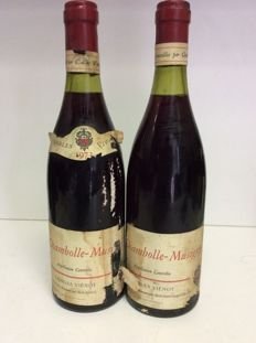 1973 Charles Vienot Chambolle-Musigny, Cote de Nuits, Burgundy, France
