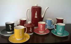 W. Potacki  design - 'London' coffee service