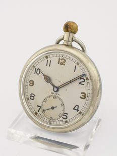 Doxa pocket watch, 1920s