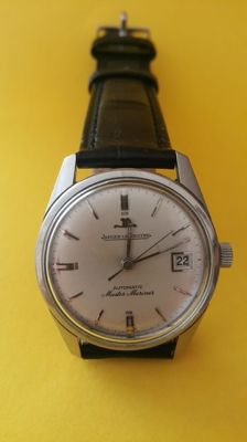 Jaeger LeCoultre Master Mariner, Men's Wrist watch, 1950's