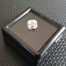 1.01 ct Radiant Diamond SI2/H ** low reserve price **
