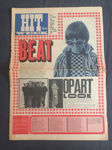 Check out our 'Hitweek' magazine (Dutch) - lot with 21 unbound issues - (1966)