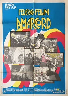 Anonymous - Amarcord (Federico Fellini) - 1973