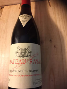 2008 Chateau Rayas, Chateauneuf-du-Pape - 1 bottle