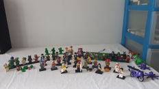 Lego mini figures Heroes - Series - Harry Potter - Turtels and more