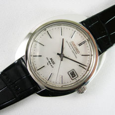 SEIKO 4502-8010 KS KING SEIKO CHRONOMETER HI-BEAT - men's - 1970s
