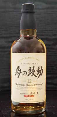 "Suntory Blenders Choice ""Beat of Dreams Aged 12"""