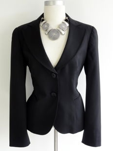 Emporio Armani - Tailored fit jacket